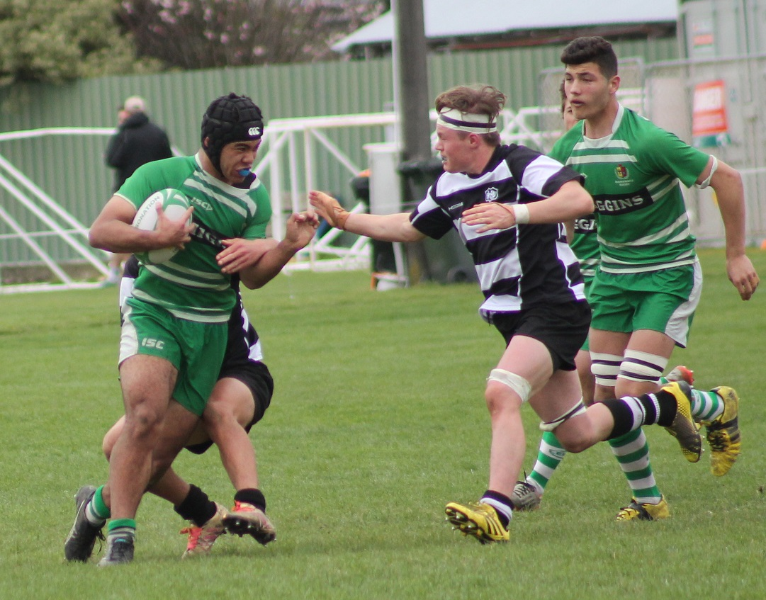 Manawatu Under 16 side named