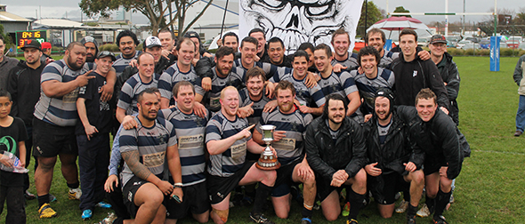 Manawatu Rugby Ashhurst Pirates Senior 2 Winners