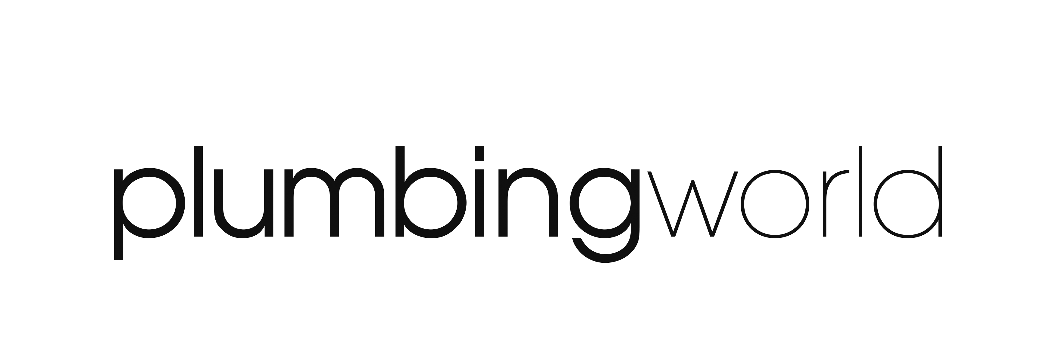 Plumbing World Logo