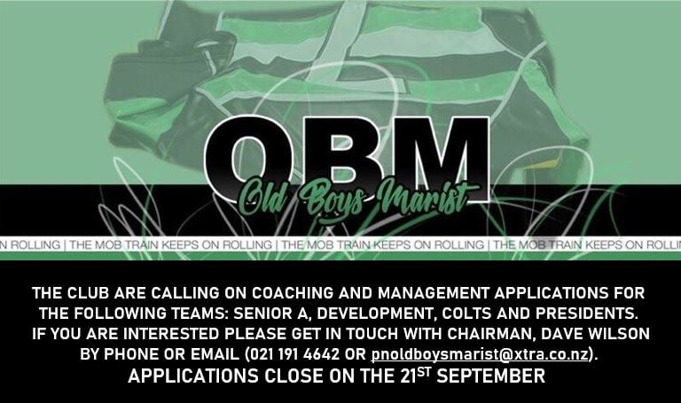 OBM Coaching and Management Applications