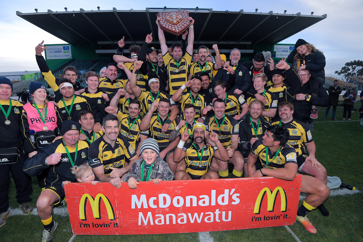 Yellows claim Hankins Shield