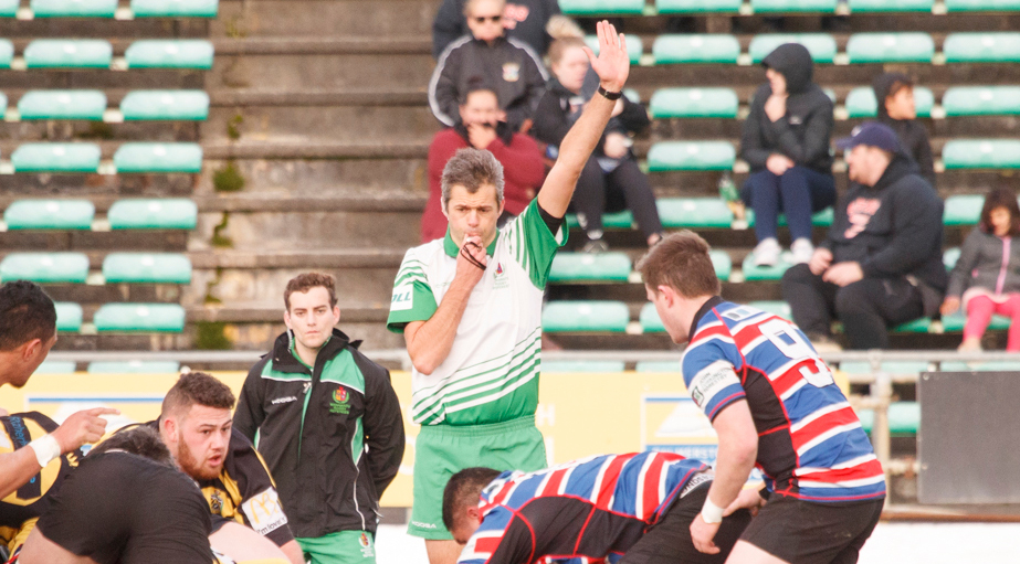Two Manawatu Referees in National Squad