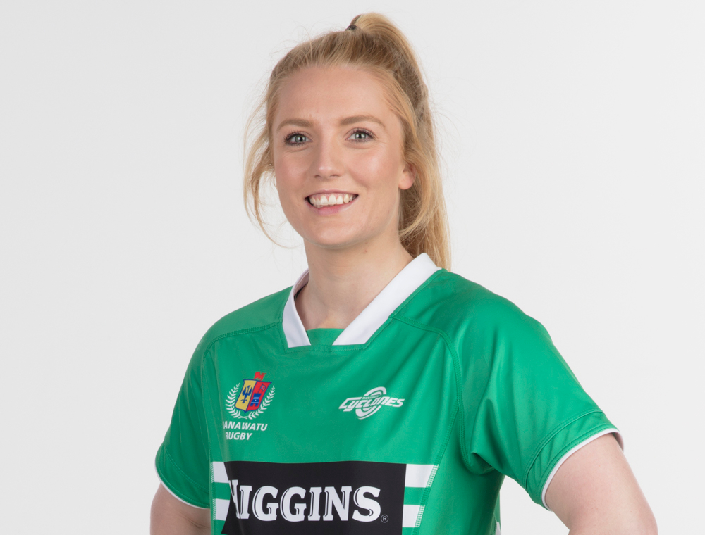 Cyclones' Scottish wing loving her Kiwi rugby experience