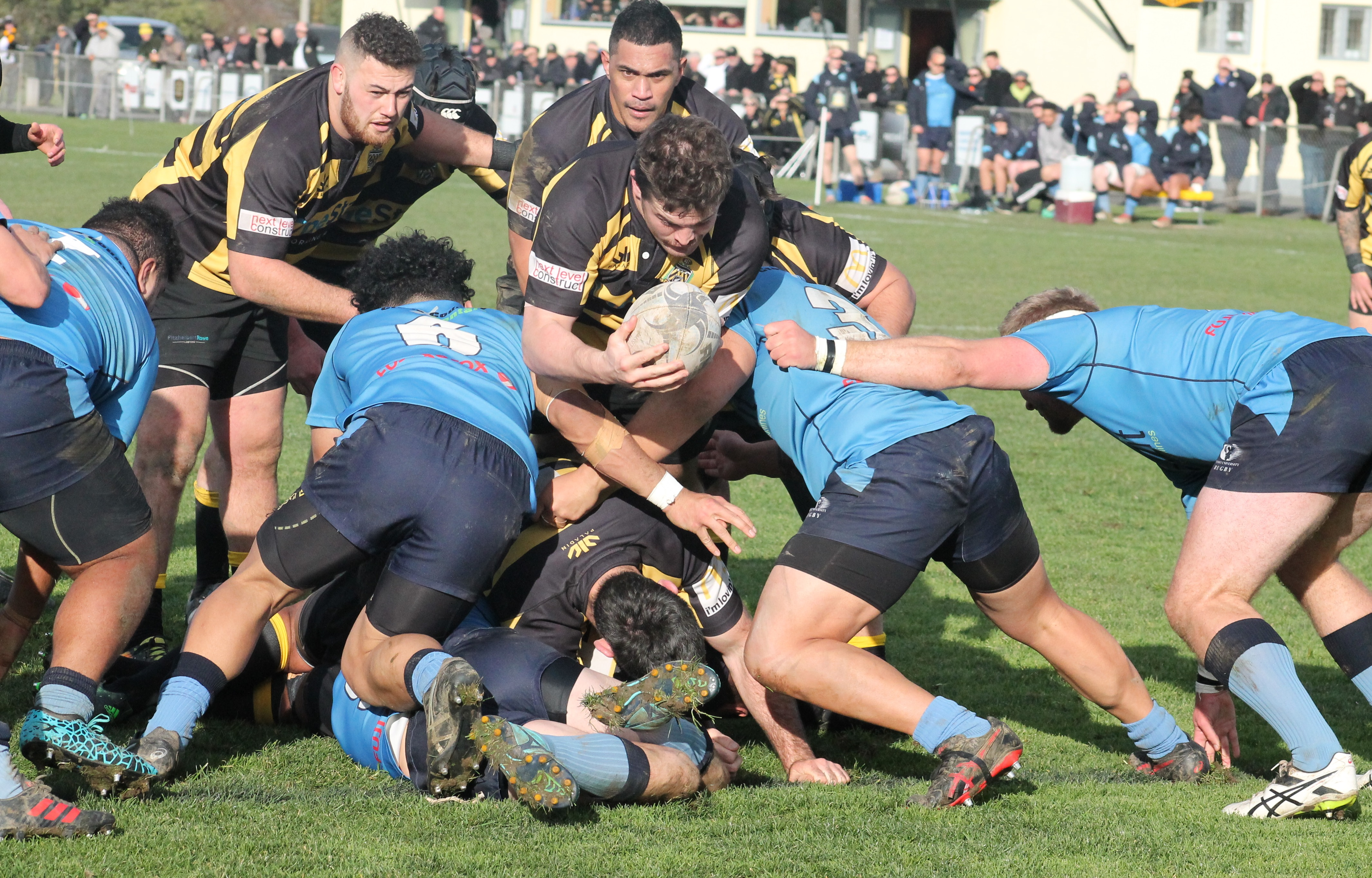 Feilding and FOB-O prevail in second half comebacks