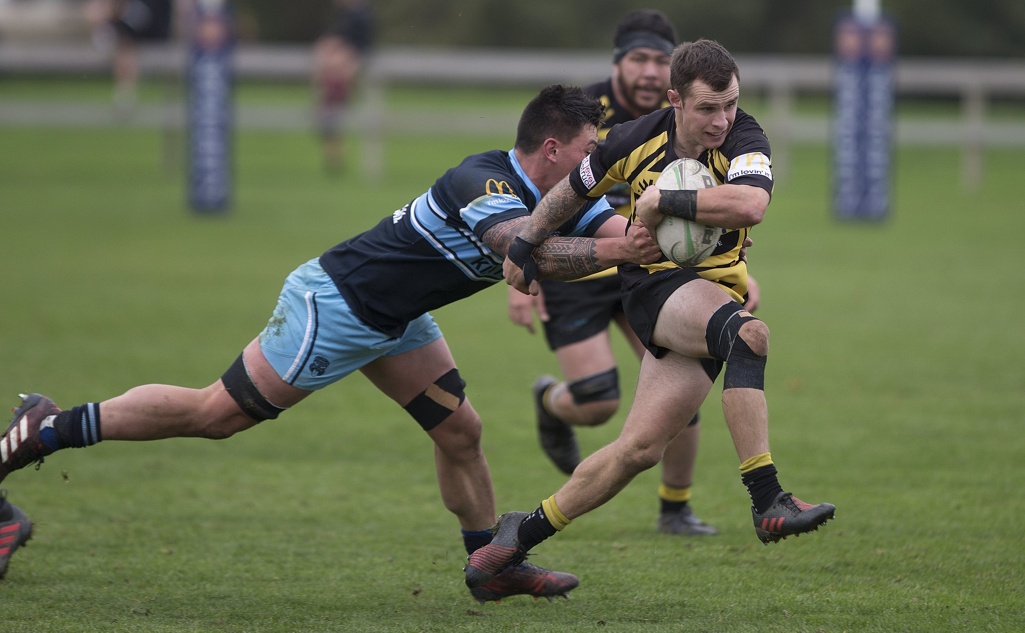 Yellows lock up Jubilee Cup
