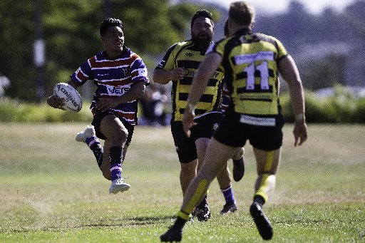 Wild finish to Feilding derby