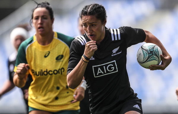 Sarah Hirini available for the Manawatū Cyclones