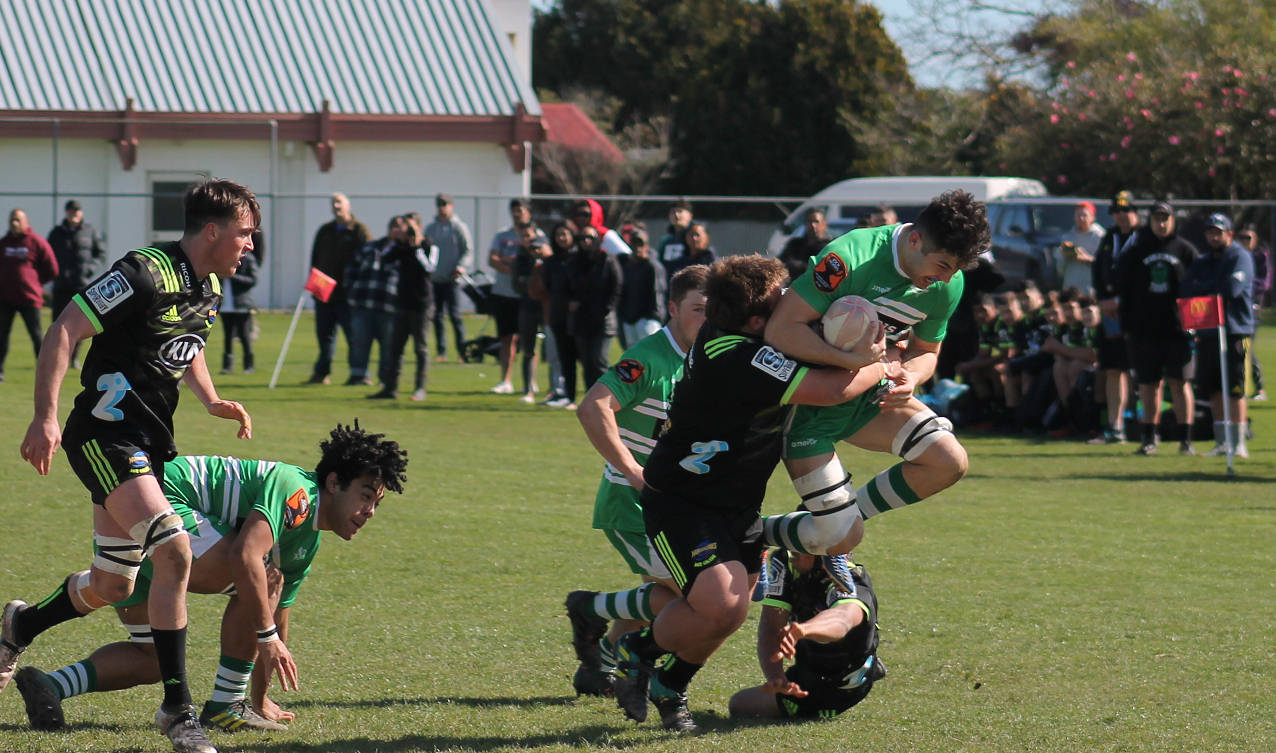 Manawatu Under 19s secure win over Hurricanes Heartland